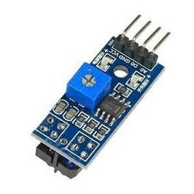 Módulo Sensor Reflexivo Infravermelho Tcrt5000
