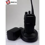 Radio Portatil Marca Motorola Pro5150 Con Cargador