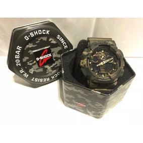 cc8dc3c8e56 Relogio Casio G Shock 5081 Camuflado Masculino - Relógios De Pulso ...