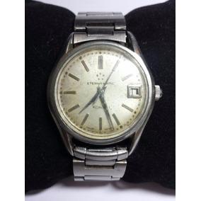 15d93ad9716 Relogio Eterna Matic Automatico - Relógios no Mercado Livre Brasil