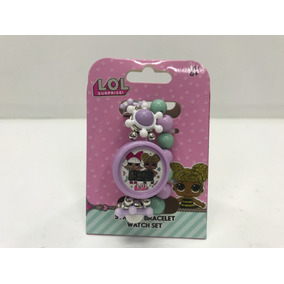Reloj Pulsera Lol Confetti Surprise Charm Under Wraps Pets