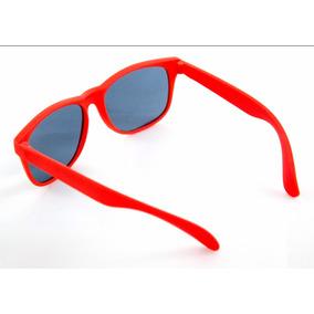 1593b0df42 Gafas Lentes Para Sol Plástico Rojo Gafas Lentes