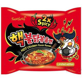 3 Ramen Samyang Coreano Super Picante 2x Y Detallito Kawaii