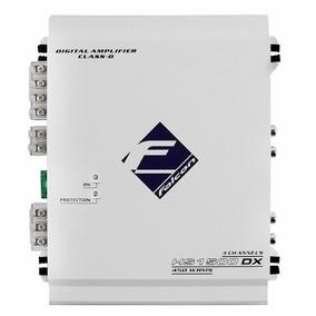 Falcon Módulo Amplificador Hs1500 Dx Digital 450w Rms 3 Can