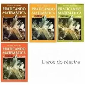 Coleção Praticando Matemática - Alvaro Andrini -1989