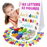 Imanes Del Alfabeto Letras Magnéticas Imanes Abc 182 L 8614348bdbd4
