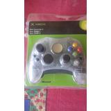 Control Xbox Clasico En Blister