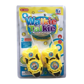 Walkie Talkie 9v Bc - Impre$ionante