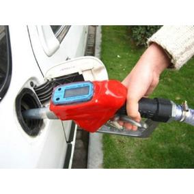 Pistola Cuenta Litros Automatica Diesel Gasolina 1pulg