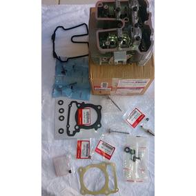 Cabeçote Xre300 Todas /original Honda Vela Fina Kit Completo