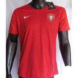Camiseta Portugal Mundial Rusia 2018 Home Nike