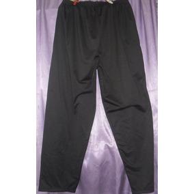 Pantalon Deportivo Talle 2 3xl Negro Grande Especial Satin 00c2f942ad12