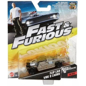 Carro Juguete Hot Wheels Rápido Y Furioso Flip Car Vire