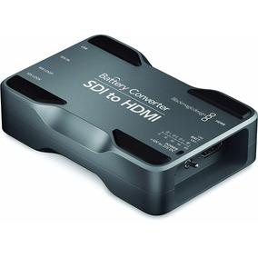 Bateria Conversora Sdi Hdmi Blackmagic Desgin Pronta Entrega