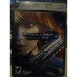 Perfect Dark Zero Limited Collectors Edition Xbox 360
