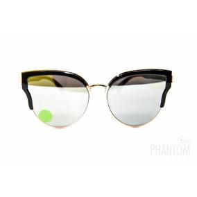 a1e06195f5416 Óculos Sol Gatinha Grande Espelhado - Óculos no Mercado Livre Brasil