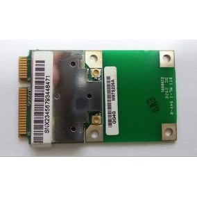 Placa Wireless Notebook Cce Xlp-432 Rtl8187se (3072)