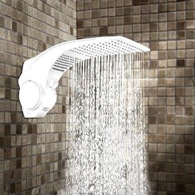 Ducha Lorenzetti Duo Shower Multi Tem. Quadrada 127v 5500w