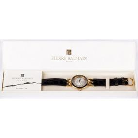 Relógio Pierre Balmain