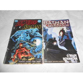 Hq Batman E Demolidor. Volume 1 E 2.