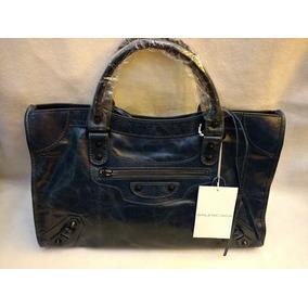 09b459a7c Bolsa Balenciaga Femininas Azul no Mercado Livre Brasil