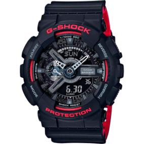 e7846ad430d Casio G Shock Ga110 Preto - Relógios no Mercado Livre Brasil