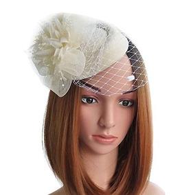 Sombreros De Algodón Nfb Para Mujer Gorro De Verano De Enc. Antioquia ·  Coolwife Tocado Sombreros Pastillero Sombrero Gorro De 75f46e85e03