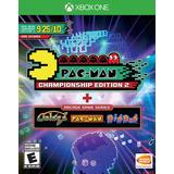 Juego Pac-man Champonship + Arcade Game Xbox Ibushak Gaming