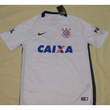 dd3d7a0a21 Camisa Corinthians 2017 Original Egg no Mercado Livre Brasil