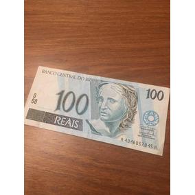 Vendo Nota Rara De 100 Reais