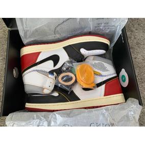 Sneakers Jordan Retro 1 Og Union Los Ángeles Black Toe