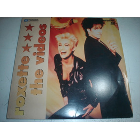 Ld Laserdisc Roxette The Videos Pioneer Artists Emi 70 Minut