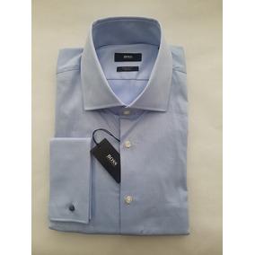 Camisa Hugo Boss - Camisas Manga Larga de Hombre en Mercado Libre México e50f1c7c358