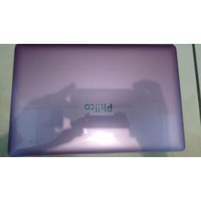 Carcaça Usada Do Notebook Samsung 14f Rosa