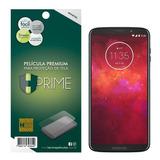Película Hprime Motorola Moto Z3 Play - Fosca Ou Invisivel