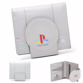 Playstation Cartera Oficial Sony Billetera Original Nueva 20