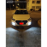 Canbus 2x Led 1156 Blanco Drl Hyundai Accent 2018-19 Pssal
