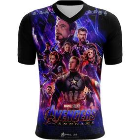 Playera Sublimada Avengers