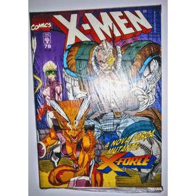 Hq- X-men- A Nova Força Mutante- X-force Número 78