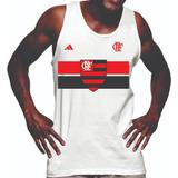 e303598bf8 3 Camiseta Regata Flamengo Personalizada Com Nome E Número
