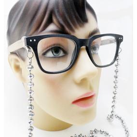 6e4e96dccedf4 Cordão Para Oculos De Grau E Sol Feminino Acessorio De Moda