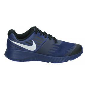 Tenis Nike Star Runner Reflective Bg Hombre Av4471 400 Azul