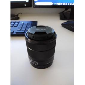 Lente Sony 18 55mm,oss, Novissima, Motivo Da Venda; Upgrade