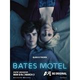 Bates Motel - Temporadas 1 A 5 Completa - 15 Discos Original