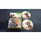 Battlefield Hardline Completo Para Xbox 360,excelente Titulo