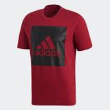 Camiseta Adidas Essentials no Mercado Livre Brasil 348401f7b95af