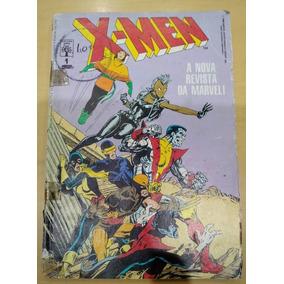 X-men Nº 01 - Editora Abril - Formatinho - Raridade