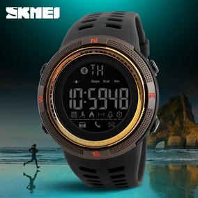 Relógio Mormaii Smartwatch Revolution Mosrab 8p Un - Cinza E por WQS ·  Relogio Masculino Skmei 1250 Bluetooth Inteligente Smartwatc 6c2c0814ed
