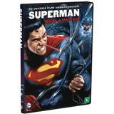 Dvd Superman Sem Limites Unbound - Novo Original Lacrado