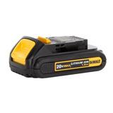 Batería Para Atornillador Eléctrico De 20v Dewalt Dcb201